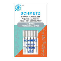 Schmetz Needle Size 80/12Chrome Topstitch - Product Image