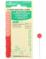 CloverFlower Head PinsOUT OF STOCK - Product Image