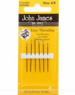 John James Self / Easy Threading Needles - Product Image