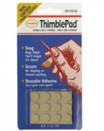 Colonial Leather Thimble Pad - Product Image