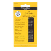 John James 33 Craft Needle Assortment - Product Image