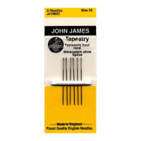 John JamesTapestry Needles Size 22 - Product Image