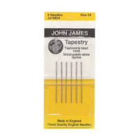 John JamesTapestry Needles Size 24 - Product Image