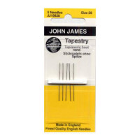 John JamesTapestry Needles Size 28 - Product Image