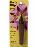 Kwik Klip Safety Pin Fastener - Product Image