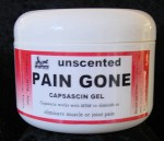 My Pain Is Gone - Unscented - Product Image