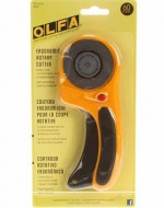 Olfa 60 mm Deluxe Ergonomic Rotary Cutter - Product Image