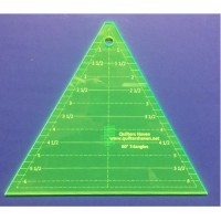 Quilters Haven60 Degree Triangles - Product Image