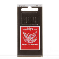 Richard Hemming Chenille Needle Size 24 - Product Image