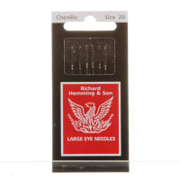 Richard Hemming Chenille Needle Size 20 - Product Image