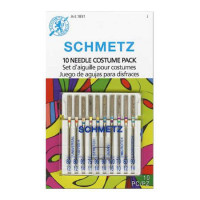 Schmetz 10 NeedleCostume and Cosplay Pack - Product Image