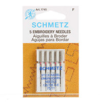 Schmetz Embroidery Machine Needle Size 11/75OUT OF STOCK - Product Image