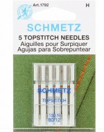 Schmetz Topstitch Machine Needle Size 12/80 - Product Image