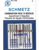 Schmetz Combination Pack Machine Needle 9ct - Product Image