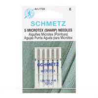 Schmetz Sharp / Microtex Machine Needle Size 10/70 - Product Image