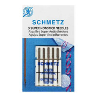 Schmetz Super Nonstick Needle5ct, Size 100/16  - Product Image