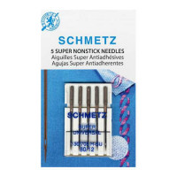 Schmetz Super Nonstick Needle5ct, Size 80/12 - Product Image