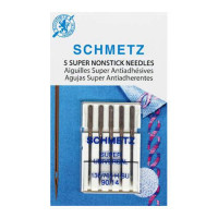 Schmetz Super Nonstick Needle5ct, Size 90/14 - Product Image