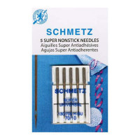 Schmetz Super Nonstick Needle5ct, Size 70/10 - Product Image