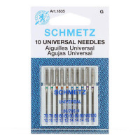 Schmetz Universal Machine NeedleSize 70/80/90/100 - Product Image