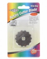 Skip 45mm  Rotary Cutting Blade - Wide - Product Image